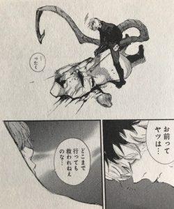 石田スイ【東京喰種:re】1巻163、164ページより引用
