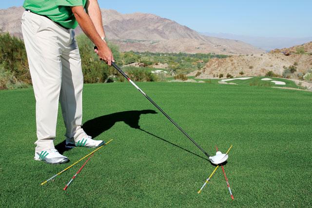 ゴルフスコアアップ練習法