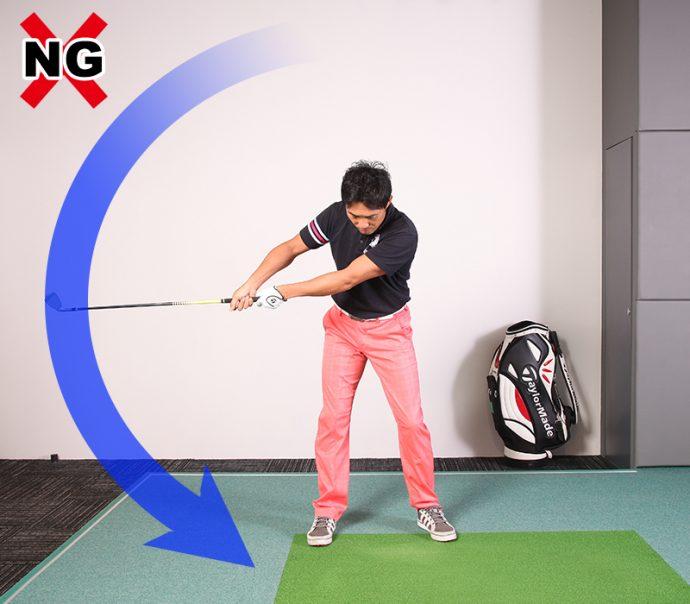 アプリ ゴルフ スイング